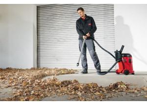 Промышленный пылесос - незаменимый инструмент при строительстве и ремонте. - Инсел