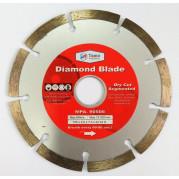 Диск алмазный сегментный 125x22.2мм, TAMOLINE - Инсел