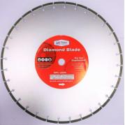 Диск алмазный сегментный 450х25.4-22.2мм, TAMOLINE - Инсел