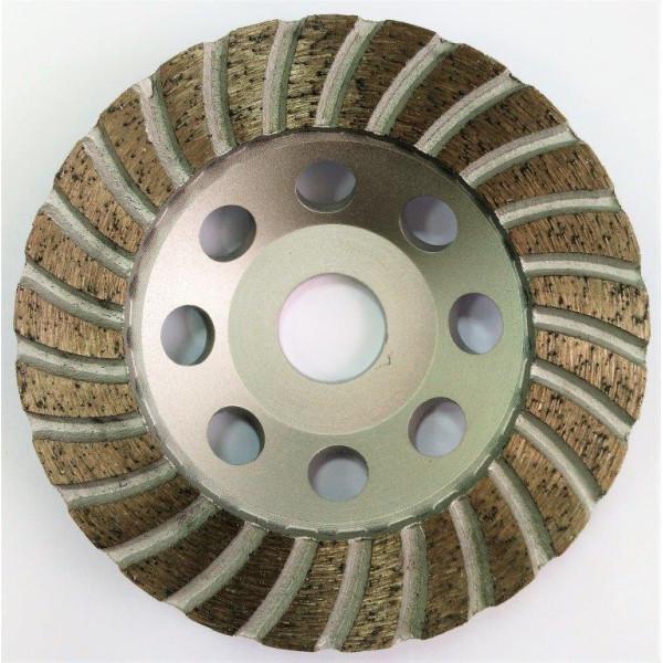 Диск алмазный шлифовальный, турбо 115х22,2 мм, TAMOLINE — Инсел