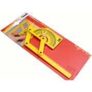 Прибор для измерения углов 0-180, KWB - Инсел