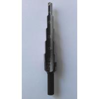 Многоступенчатое сверло UNIBIT 2M 4-12 мм 5 HOLES - Инсел