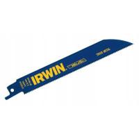 Полотно по металлу Irwin SRB: 5шт 614R 150мм 1,8мм