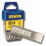 """Бита 1/4"""" / 25 мм, плоский 1,6 x 8,0 мм ( 10 шт.), IRWIN - Инсел"""