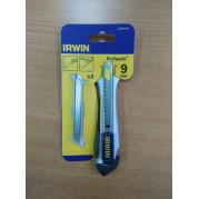 Нож с отлам сегм Pro Touch 9мм AUTO LOAD SNAP-OFF KNIFE (уценка 30%) - Инсел