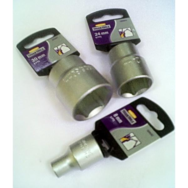 1/2 9 мм головка торцевая RTT 6PTS. SOCKET - Инсел