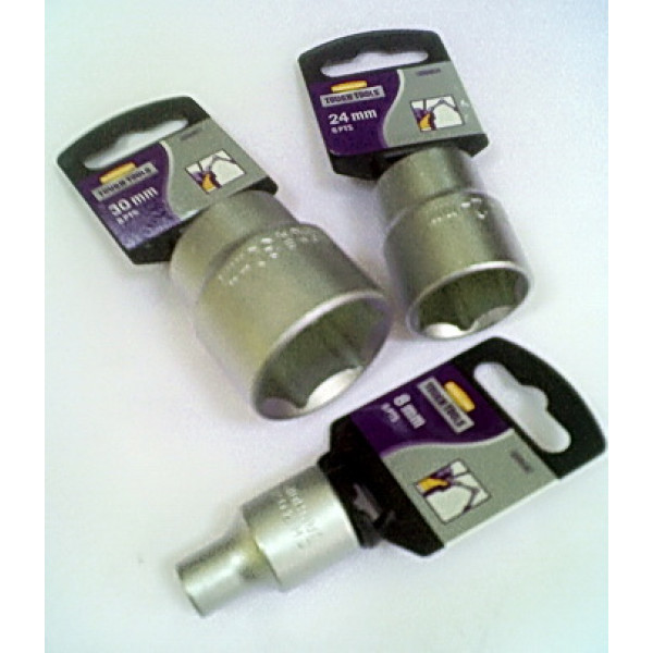 1/2 10 мм головка торцевая RTT 6PTS. SOCKET - Инсел