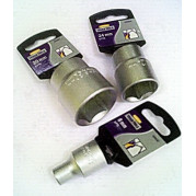 1/2  32 мм головка торцевая RTT 6PTS. SOCKET - Инсел