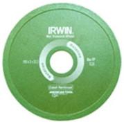 Диск алмазный сплошной 200x25,4x22,2 (с подачей воды), IRWIN - Инсел