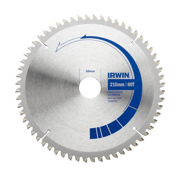 Дисковая пила по алюминию IRWIN PRO 300x96Tx30/28,6/20/16 - Инсел