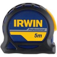 Рулетка профессиональная 5м, IRWIN - Инсел