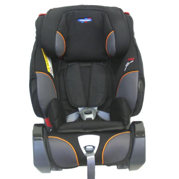 Автокресло Triofix SE Black Orange — Инсел