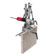 Установка колонкового сверления отверстий в кромках фасадных плит BED69, защитный выкл. PRCD, FLEX - Инсел