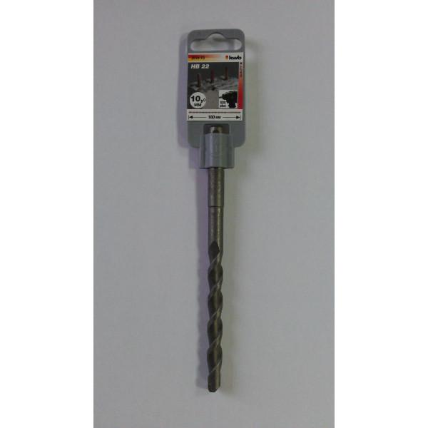 Бур SDS Plus 10.0x160 HB22, KWB - Инсел