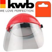 Защитная каска с прозрачным щитком, KWB - Инсел