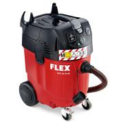Пылесос промышленный с авт. очисткой фильтра VCE 45 M AC, 1380 Вт, FLEX - Инсел
