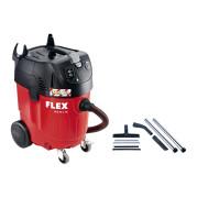 Пылесос промышленный с авт. очисткой фильтра VCE 45 L AC, набор для чистки, 1380 Вт, FLEX - Инсел