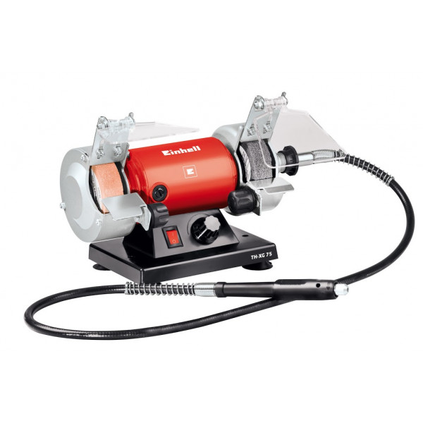Точило-гравер TH-XG 75 Kit, 120 Вт, EINHELL - Инсел