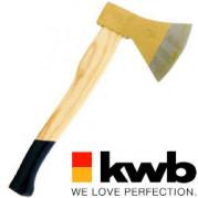 Топор  800г, деревянная рукоятка, KWB - Инсел