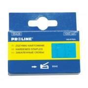 Скоба 12.7*6.0*0.7мм (1000шт) PROLINE - Инсел