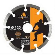 Диск алмазный Segment 230x7x2,5 мм, REFLEXXORANGE - Инсел