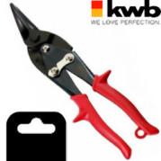 Ножницы по металлу, левосторонние, 250 мм, KWB - Инсел